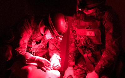 Medische Opleiding 13 Lichte Brigade